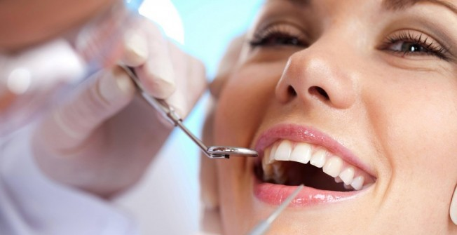 Aesthetic Tooth Services in Abermule/Aber-miwl